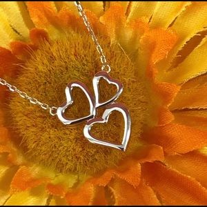 Jewelry - SS Heart Necklace